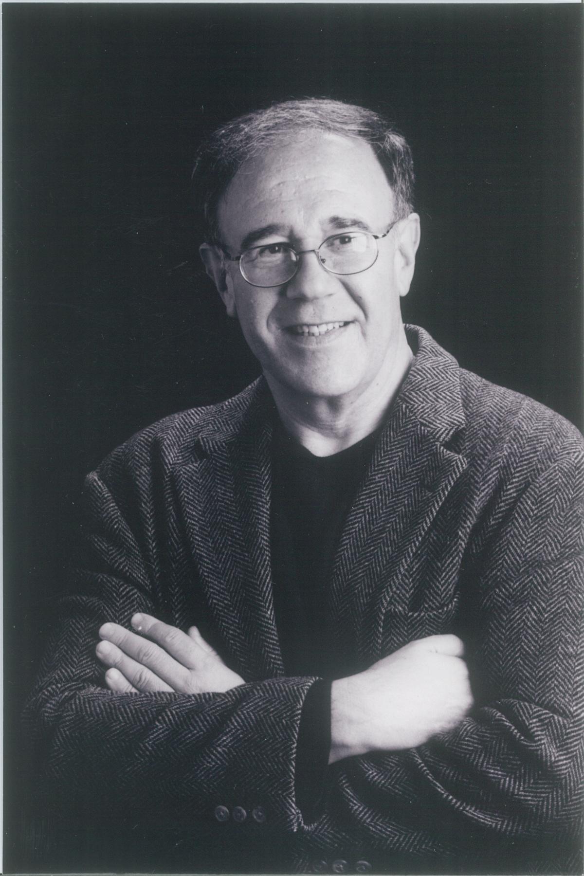 Author Photo, Website